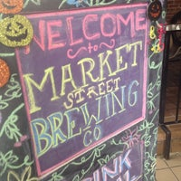 Photo taken at Market Street Brewing Company by Paul L. on 10/10/2013