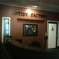 Photo taken at Artist Factory by Akien'o E. on 5/13/2015