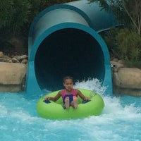 Photo taken at Aquatica San Diego by Marques E. on 6/21/2016