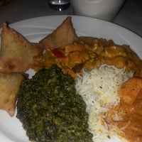 Photo taken at Gaylord Fine Indian Cuisine by Audra A. on 3/20/2014