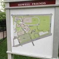 Photo taken at Sidwell Friends School by Jeff J. on 5/3/2016