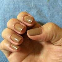 Photo taken at Elite Nails - Hand, Foot and Body Spa by JANET D. on 9/17/2014