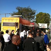 Photo taken at The Grilled Cheese Truck by Paul G. on 1/16/2013