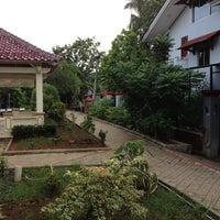 Photo taken at Taman STS by Marini W. on 1/11/2013