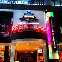 Photo taken at Reel Cinemas by Mazhit I. on 11/1/2012