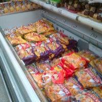 Photo taken at Supermercado Emilio Luque by Esteban on 3/3/2013