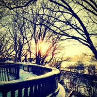 Photo taken at Hamilton Heights by Chris B. on 2/11/2013