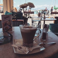 Photo taken at Alexandros Cafe by Luiza K. on 5/1/2015
