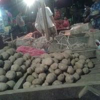 Photo taken at Pasar Induk Kramat Jati by Mee W. on 11/20/2013