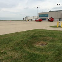 Photo taken at University Of Illinois Willard Airport (CMI) by Christopher E. on 7/21/2013