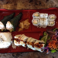 Photo taken at Sushi Tomo by Sarah V. on 1/14/2015