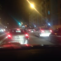 Photo taken at Avenida Hermes Fontes by Dhiego M. on 11/28/2013