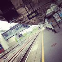 Photo taken at Nuneaton Railway Station (NUN) by Ben B. on 5/22/2012