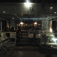 Photo taken at Sukhumvit Restaurant by Yusri R. on 9/21/2012