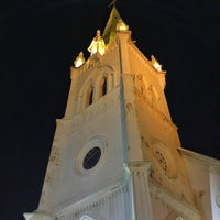 Photo taken at Church of the Nativity of the Blessed Virgin Mary by Benjie L. on 12/22/2015