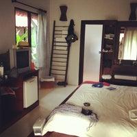 Photo taken at Chaw-Ka-Cher Tropicana Lanta Resort by daniela v. on 1/22/2013