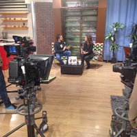 Photo taken at Ocho TV by Miguel R. on 2/25/2016