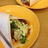 Photo taken at Dos Tacos by Hwankyu J. on 11/16/2013