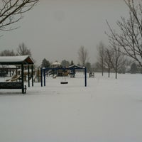 Photo taken at Southbridge Park by Cathy S. on 3/23/2013