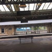 Photo taken at Nuneaton Railway Station (NUN) by Brian B. on 9/24/2016