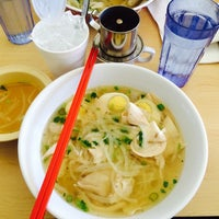Photo taken at Pho Binh by Brian S. on 5/3/2014