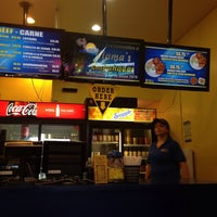 Photo taken at Mama's Empanadas by Anysa on 9/14/2013