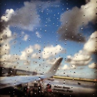 Photo taken at Concourse C by Carlos M. on 9/30/2012