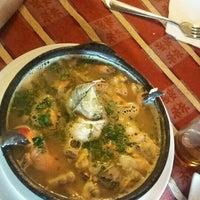 Photo taken at Restaurant La Bahía by Marisol T. on 3/25/2016