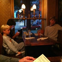 Photo taken at Ugly Oyster Drafthaus by Lauren on 9/29/2012