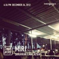 Photo taken at stall no 10 tanjung lobang by TheGreat L. on 12/26/2012