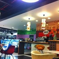 Photo taken at On Time Lounge & Cafe Bar by Gonzalo V. on 11/7/2012