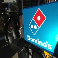 Photo taken at Domino's Pizza by Henk v. on 4/30/2013