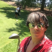 Photo taken at Los Feliz Municipal Golf Course by Coyote S. on 7/28/2016