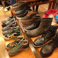 Photo taken at Shoe Market by Greg T. on 12/1/2013