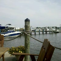 Photo taken at Dock Of The Bay by Serena on 9/28/2012