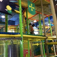 Photo taken at Lollipop's Playland & Cafe by Veronica K. on 6/28/2014