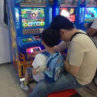 Photo taken at Timezone by Veronica K. on 5/26/2013