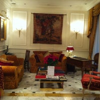 Photo taken at Hotel Condotti by Gizem O. on 12/16/2012
