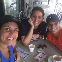Photo taken at Panadería Caurimare by Daniela L. on 5/18/2014