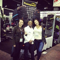 Photo taken at Snowsports Industry Assoc Tradeshow by Ungie on 2/3/2013