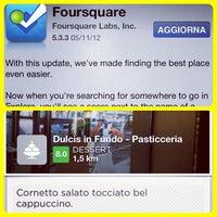 Das Foto wurde bei Osservatorio Foursquare Italia HQ von Osservatorio 4sq Italia am 11/6/2012 aufgenommen