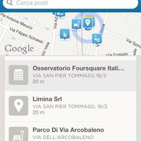 Das Foto wurde bei Osservatorio Foursquare Italia HQ von Osservatorio 4sq Italia am 3/8/2013 aufgenommen