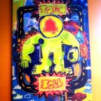 Photo taken at Taco Bell by MYKAL™ on 9/23/2012