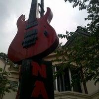 Photo taken at Toko Alat Musik NADA by Pamz S. on 11/13/2012