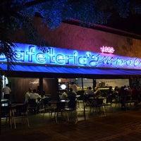 Photo taken at Cafetería Impala by Cafetería Impala on 11/28/2013