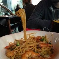 Photo taken at Gaspar Food & Mood by Evagelos S. on 3/18/2013
