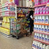 Photo taken at Supermercado Mundial by Mario A. on 8/22/2012