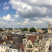 Photo taken at Carfax Tower by Fotini V. on 7/23/2016