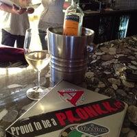 Photo taken at Plonk! Beer & Wine Bistro by David Lorms I. on 6/27/2013
