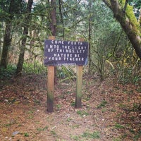 Photo taken at Wallace Falls Trail by Elizabeth L. on 3/1/2014